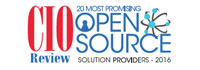 20 Most Promising Open Source Solution Providers - 2016